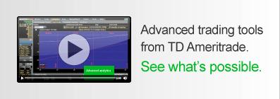 Trading Strategies - TD Ameritrade